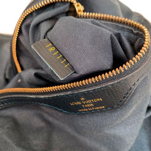 Bolsa Louis Vuitton | Sacola | Mini lin | Cinza - bolso