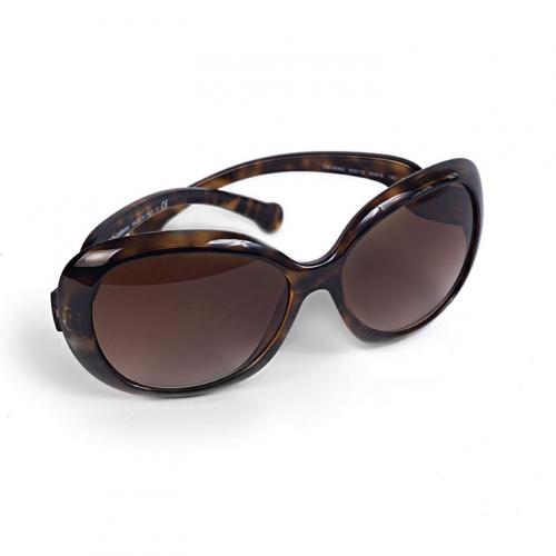 Óculos Dolce & Gabbana   Arredondado   Tartaruga - frente