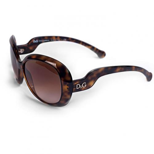 Óculos Dolce & Gabbana   Arredondado   Tartaruga - logo