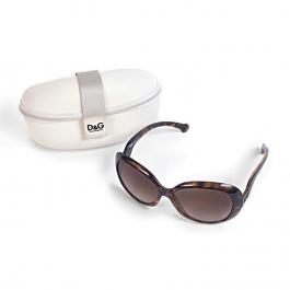 Óculos Dolce & Gabbana | Arredondado | Tartaruga - completo