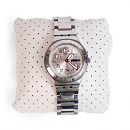 Relógio Swatch Irony | Prateado - frente