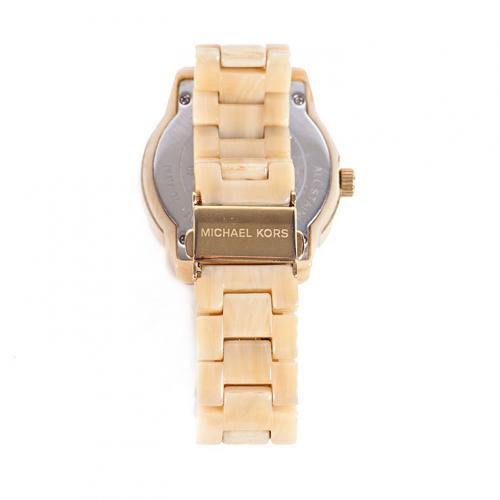 Relógio Michael Kors 5039 | Marfim | Madrepérola - trás