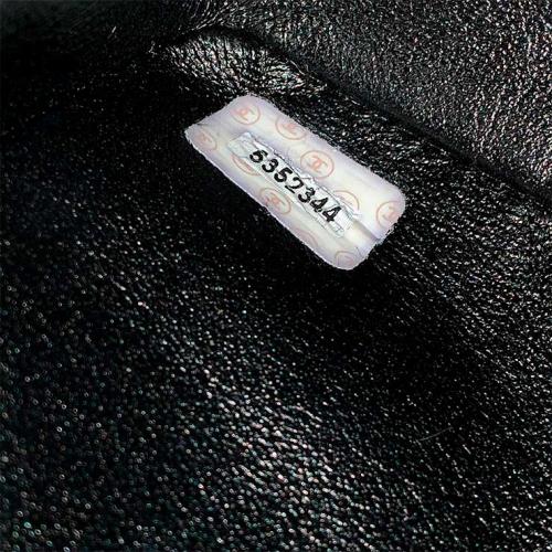 Bolsa Chanel Flap So Black   Couro Lambskin   Preta - registro