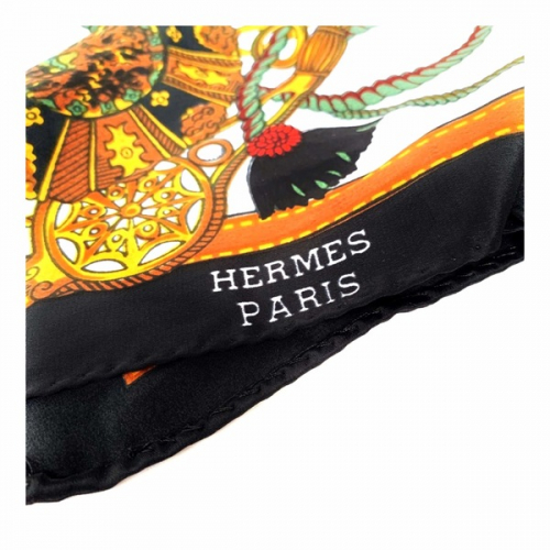 Lenço Hermès   Seda   Estampado