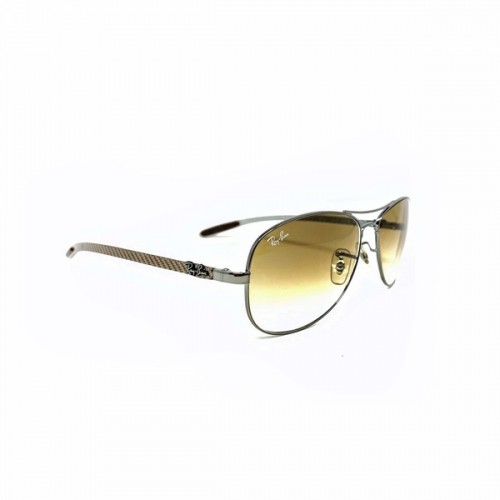 Óculos Ray-Ban Rayban Aviador Lente marrom claro bege