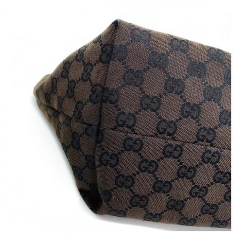 Bolsa Gucci Monograma Tercido Lona Louis Vuitton LV Neverfull Ebene