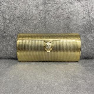 Clutch Fendi | Dourada - frente