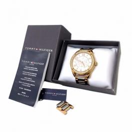Relógio Tommy Hilfiger | Rosè - Completo