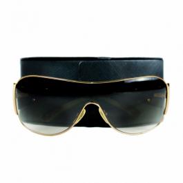 Óculos Prada | Tartaruga | Cobre | Lente esverdeada - Completo