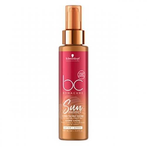 Um creme pós sol para nutrir, restaurar e embelezar o cabelo danificado pelo sol.