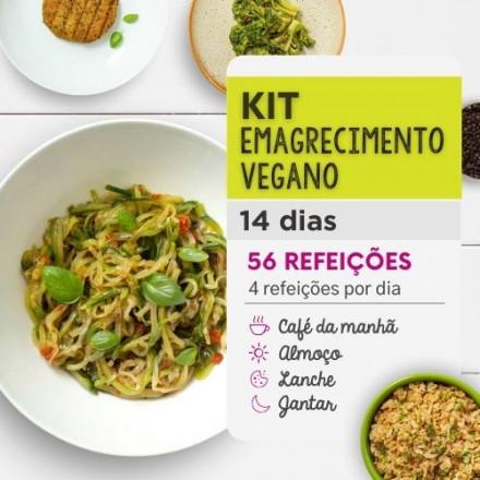 Kit Marmitas Veganas Da Mamãe Fitness