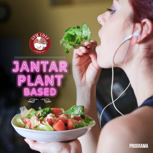 Dieta Plant Based Jantar