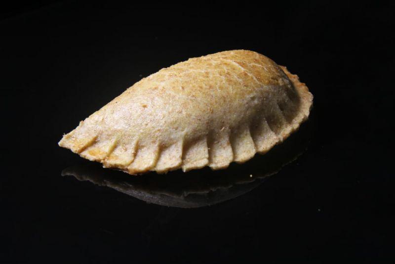 Pastel integral de forno (Ricota com espinafre)