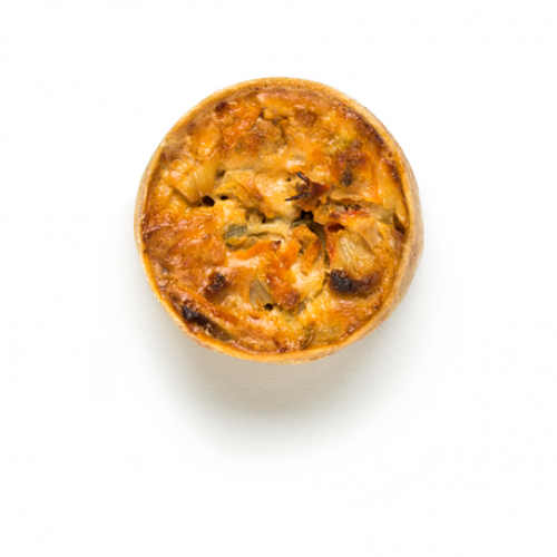mini quiche Vegetariana