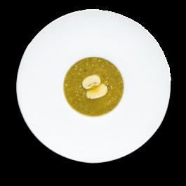 sopa de abobrinha