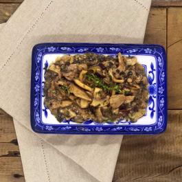 Mix de cogumelos