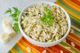 arroz de pupunha