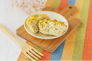 Muffin Alho Poro