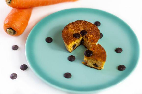 MuffinCenouraChocolate
