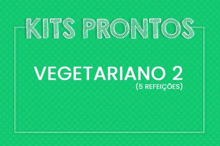 Kit Vegetariano 2 da Maddas