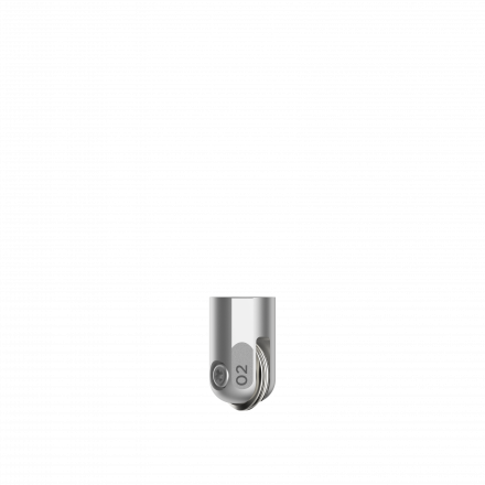 LÂMINA DE REPOSIÇÃO VINCO DUPLO PARA CRICUT MAKER  (2005104) - 01 Unidade.