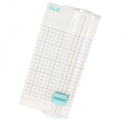 We R - MINI GUILHOTINA PARA PAPEL - MINI PAPER TRIMMER - (660453)